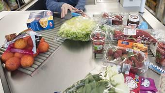 50 Kilo Fleisch, 15 Kilo Eier und 100 Kilo Gemüse ist ein Schweizer im Durchschnitt pro Jahr.