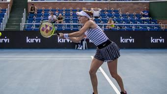 Belinda Bencic bereitet sich in Dubai auf die neue Saison vor (Archivbild)