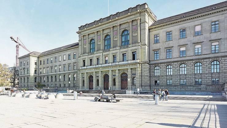 Das Zentrum für künstliche Intelligenz soll zum Knotenpunkt werden über alle Fachbereiche der ETH Zürich hinweg.