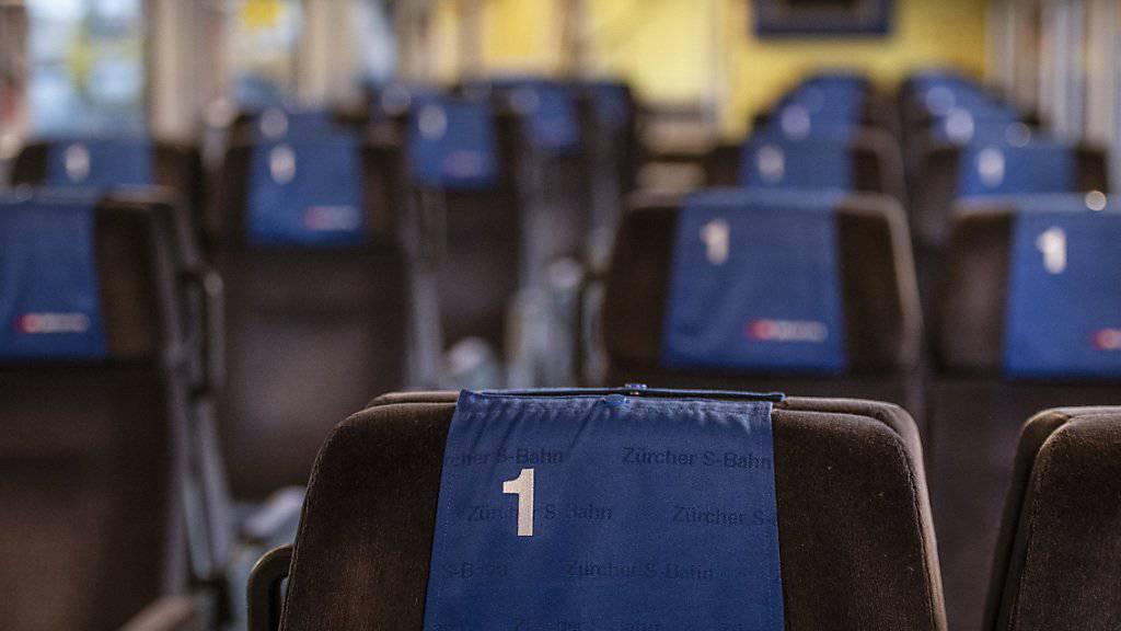 Die SBB hat in den vergangenen sieben Jahren alle 115 Doppelstock-Züge der Zürcher S-Bahn modernisiert.