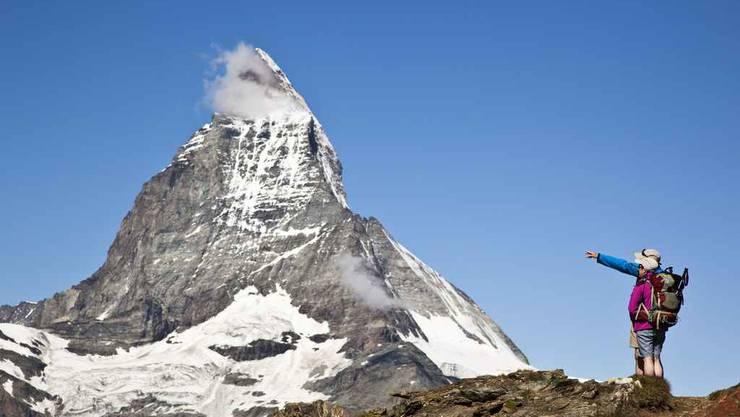 Zermatts Wahrzeichen: Das Matterhorn