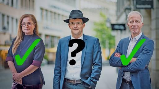 St.Galler FDP schickt erneut Gabathuler ins Rennen