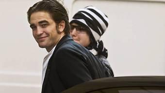 Robert Pattinson in Budapest (Archiv)