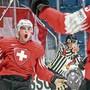 Eishockey-WM vom 8. bis 24. Mai Silber holte die Eishockey-Nati 2018. Wird es bei der Heim-WM Gold?