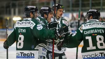 Eishockey, Swiss League: EHC Olten - EVZ Academy (22.12.)