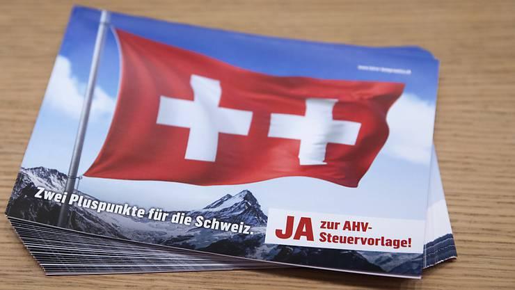 Die Steuervorlage 17 ist die Umsetzung der Steuerreform des Bundes im Kanton Zürich. (Symbolbild)
