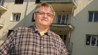 Gemeindeammann Hans-Ulrich Schär gibt nicht auf im Kampf gegen das Asylheim.