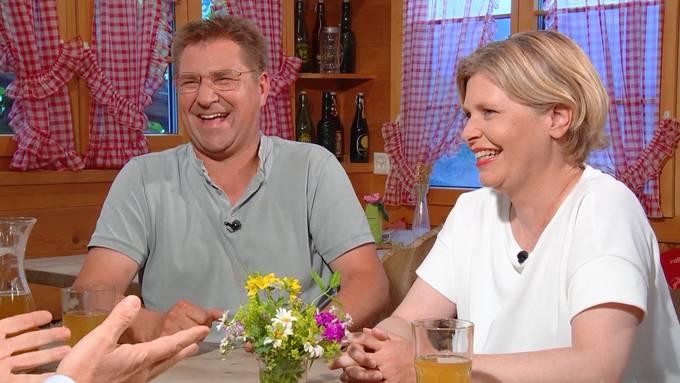Esther Friedli & Toni Brunner, SVP-Traumpaar