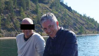 Viktor K. wurde auf Auslandreisen als der persönliche Berater von Bundesanwalt Michael Lauber vorgestellt. 2014 liessen sie sich von den Russen auf eine Jachtfahrt auf dem Baikalsee einladen.