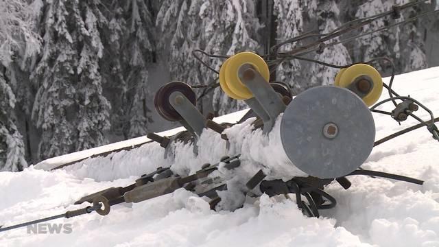 Unwetter sorgt für Stromausfälle