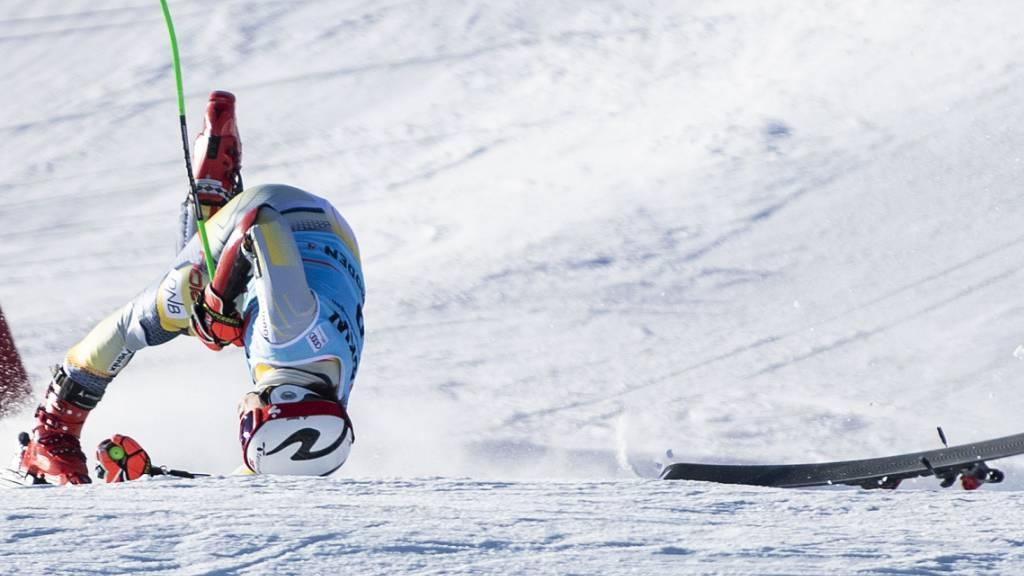 Lucas Braathen mit schwerer Knieverletzung