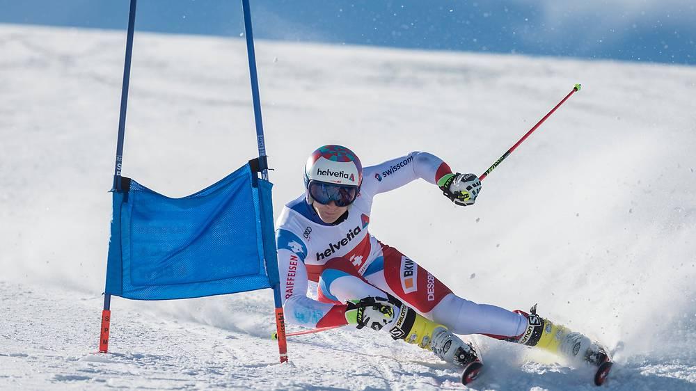 Odermatt wird im Riesenslalom von Andorra Zweiter