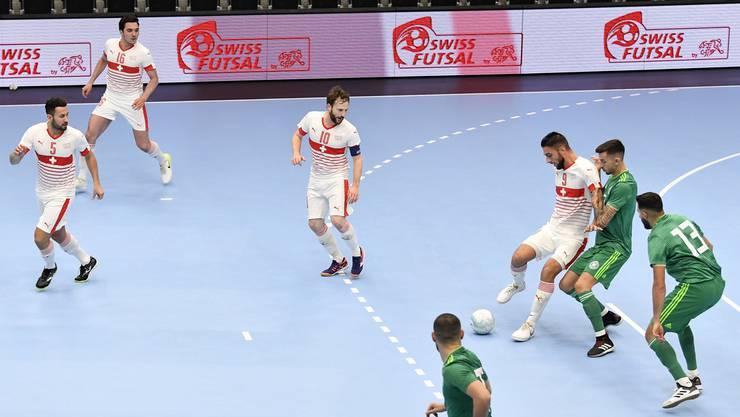 Dass dereinst ein Spieler der Friends United für die Schweizer Nati aufläuft, ist eines der mittelfristigen Ziele des Präsidenten.