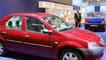 Dacia im Aufwind