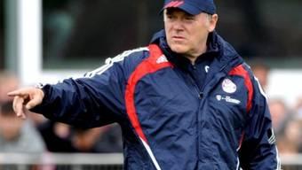 Hermann Gerland wird Co-Trainer