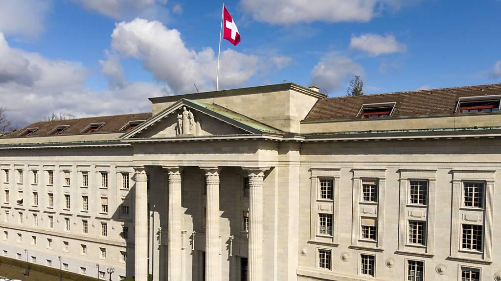 Justiz-Initiative würde laut Bundesrat Gerichte schwächen