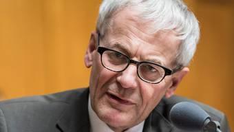 Der Solothurner Stadtpräsident Kurt Fluri