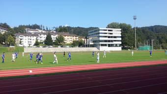 Der FC Wohlen gewinnt gegen Luzern II mit 3:2.