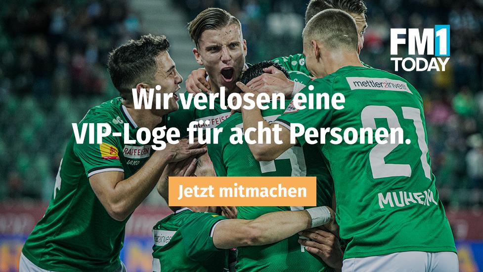 Feuere den FC St.Gallen aus der VIP-Loge an