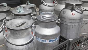 Migros steigt aufgrund der Entwicklungen der vergangenen Wochen Ende Jahr aus der Branchenorganisation Milch (BOM) aus. (Symbolbild)