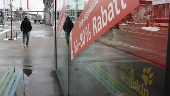 «Jack Wolfskin» und «Bingo Shoe Discount» geben den Standort «Perron 1» in Solothurn auf