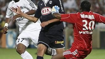 0:0 zwischen Marseille und Bordeaux