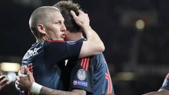 Champions League: Zweimal 1:1-Remis zum Auftakt der Viertelfinal-Hinspiele