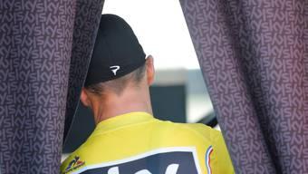 Darf Chris Froome das «Maillot jaune» zum vierten Mal in Paris entgegennehmen?