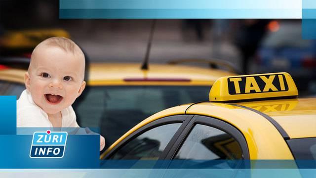 Geburt im Auto / Bei der Geburt getrennt