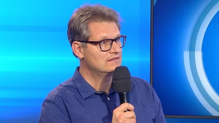 Christoph Fux: «Jede verhinderte Erkrankung reduziert die Umgebungsansteckung» (Archivbild)