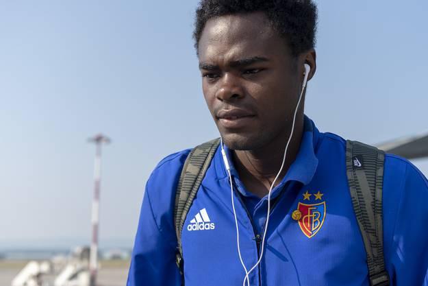 Dimitri Oberlin gehört zwar immer noch dem FCB, zieht aber von Italien nach Belgien weiter.