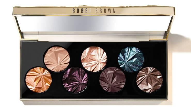 Tipp 2: Luxe Gems Palette von Bobbi Brown (109 Franken).