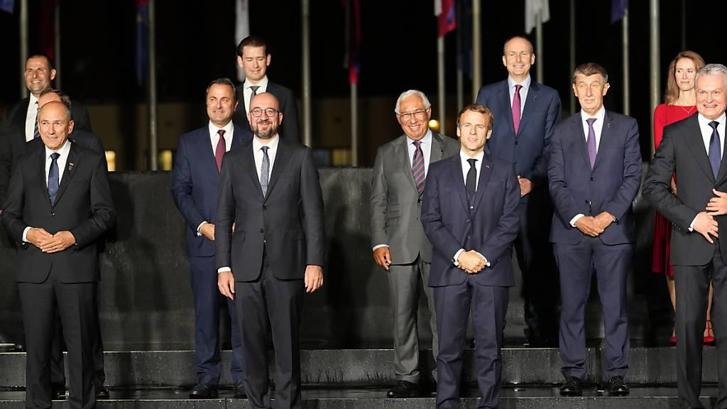 EU will bei Sicherheit, Digitalem und Energie unabhängiger werden