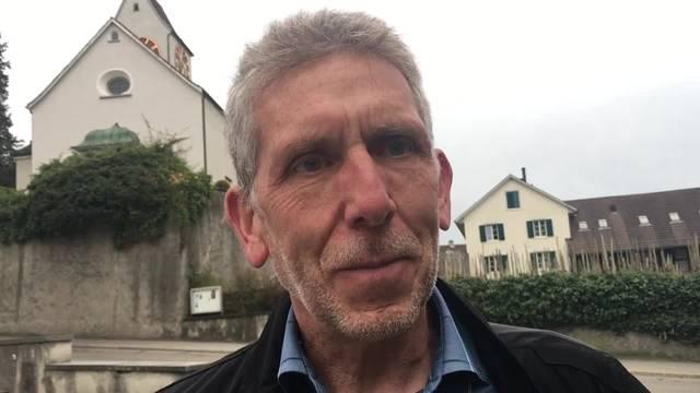 Neu gewählter Gemeinderat Brunner: «Ein schöner Erfolg für das Forum Weiningen»