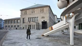 Das Kunsthaus prognostizierte im letzten Jahr einen Rückgang um 50'000 Besucher. Schlussendlich waren es 90'000. (Archiv)
