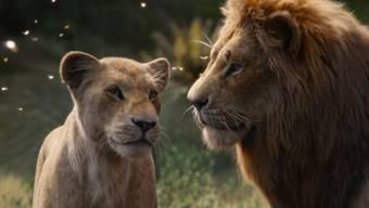 """Das Disney-Remake """"The Lion King"""" hat am Wochenende vom 18. bis 21. Juli 2019 weitaus am meisten Leute in die Schweizer Kinos gelockt. (Archiv)"""