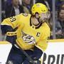 Roman Josi kämpft mit den Nashville Predators um ein Ticket für die NHL-Playoffs