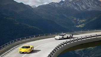 Supercar Owner Circle am Gotthard.