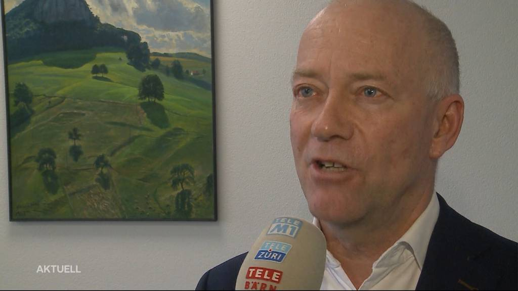 Oltner Stadtpräsident Martin Wey tritt nicht mehr an