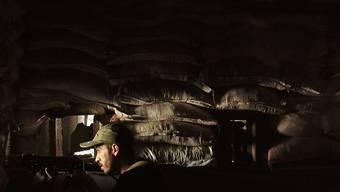 Für seine besondere Herangehensweise an den Konflikt in Syrien hat Fotograf Matthias Bruggmann den diesjährigen Prix Elysée gewonnen. (Pressebild)