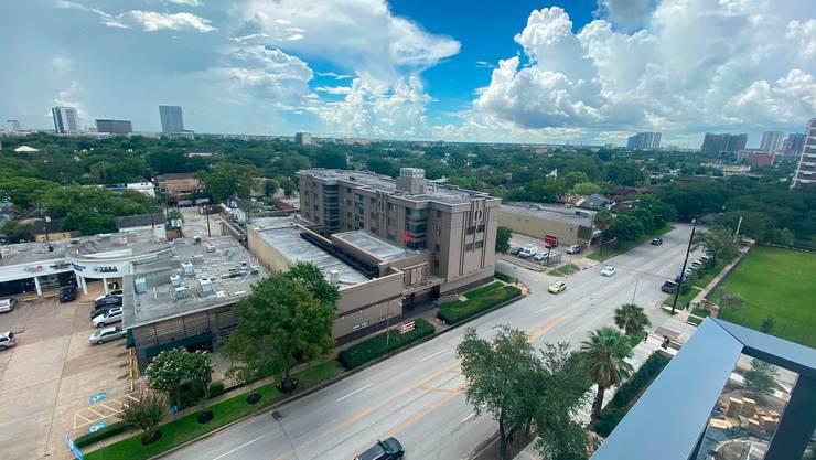 Umstrittene Einrichtung: Das chinesische Konsulat in Houston wird geschlossen.