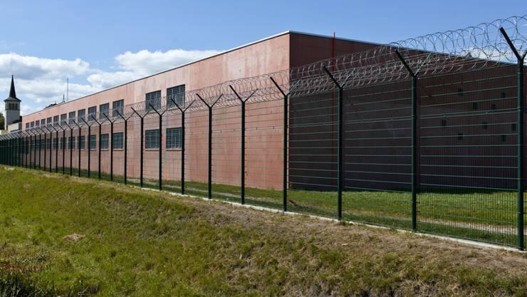 Auch die Strafanstalt Bellechasse erhält zusätzliche Stellen. (Archiv)