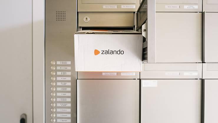 Zalando übernimmt in Paris die Auslieferungen für Adidas (Symbolbild).