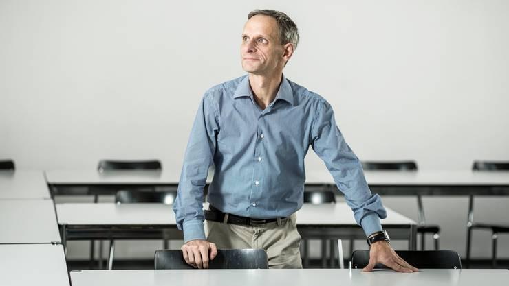 Mathias Binswanger.