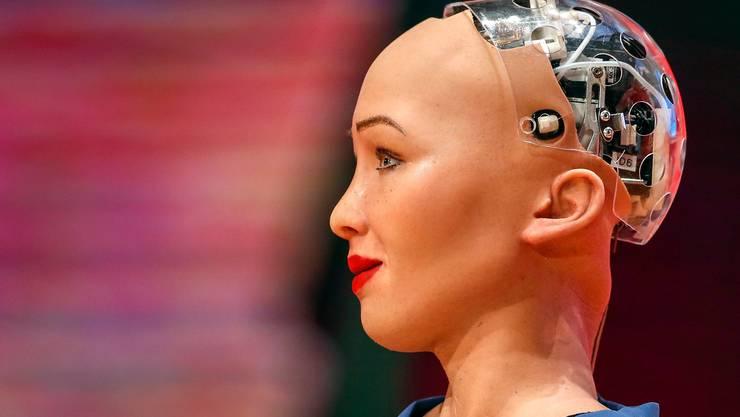 Künftig soll auch an der Universität Bern mithilfe von künstlicher Intelligenz geforscht werden.