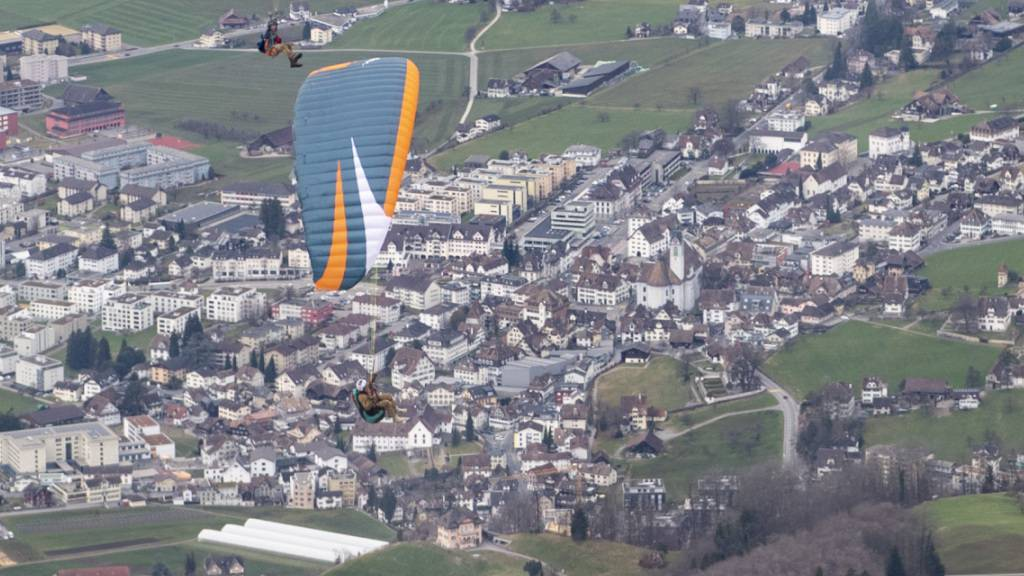 Bauzonenfläche im Kanton Schwyz seit 2016 kaum zugenommen