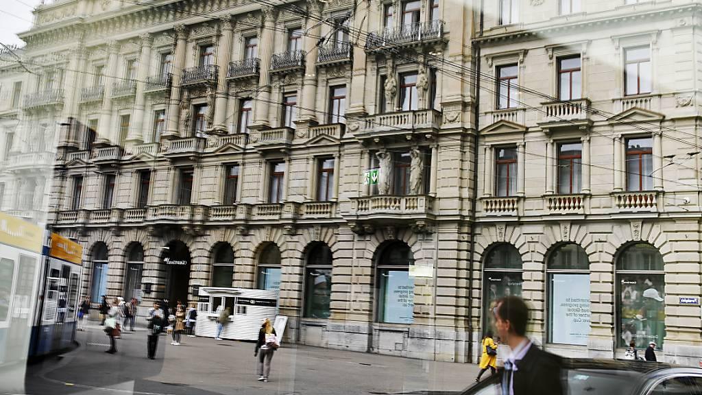 Credit Suisse bestätigt Beschattung Goerkes
