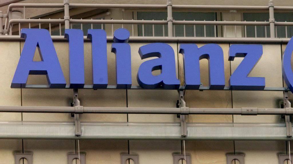 Die Allianz steigt nach verschiedenen Zukäufen zum zweitgrössten Sachversicherer in Grossbritannien auf mit vier Milliarden Pfund an jährlichen Prämieneinnahmen. (Archivbild)