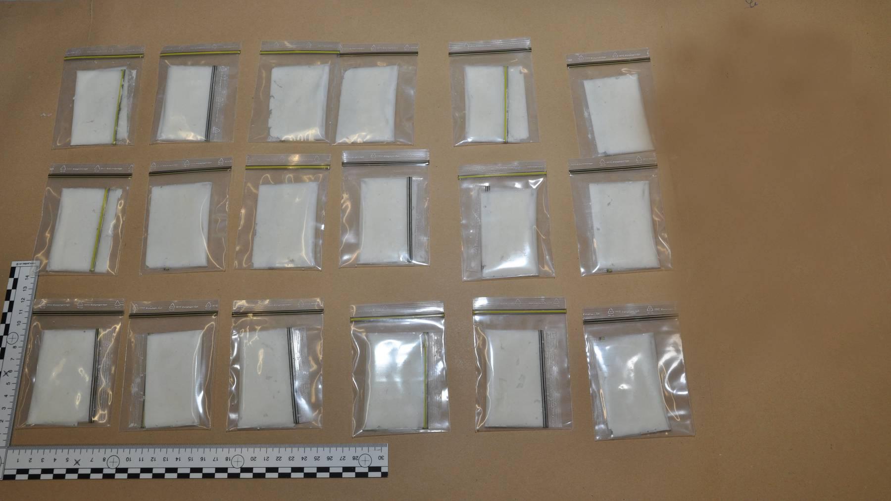 Drogendealer in Steinhausen festgenommen