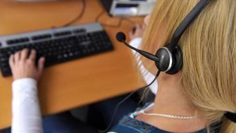 In Telefonmarketingunternehmen stehen die Mitarbeiter unter Verkaufsdruck